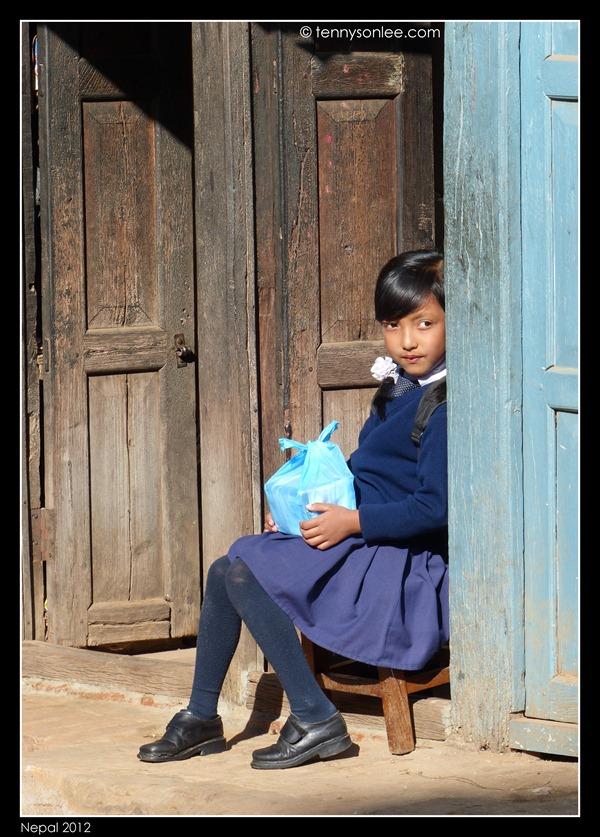 Nepali Children (3)