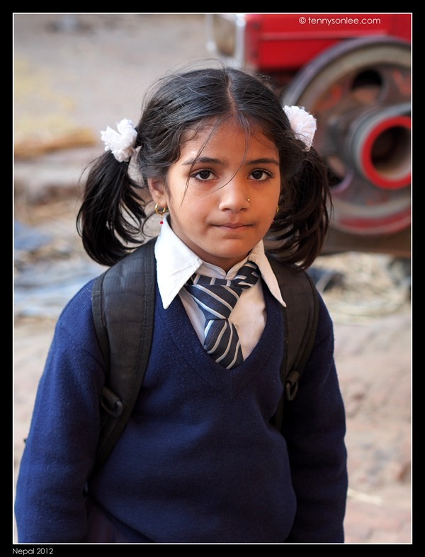 Nepali Children (8)