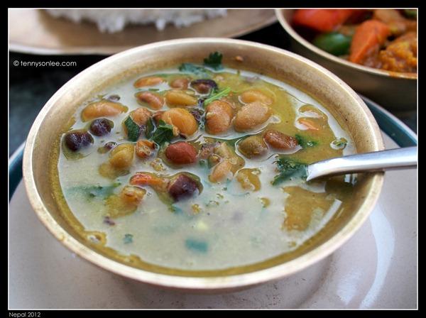 Nepali Kwanti Soup