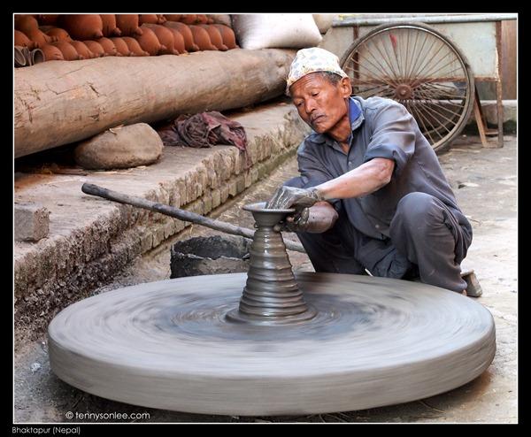 Pottery Square Bhaktapur (1)