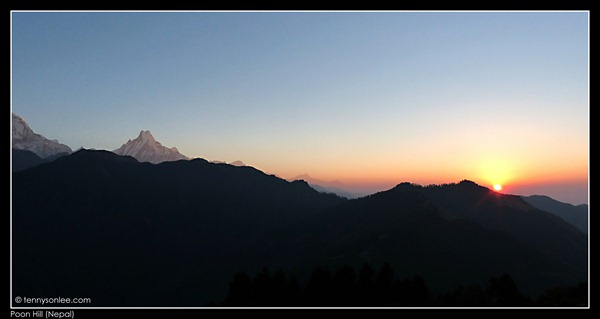 Sunrise at Poon Hill (3)