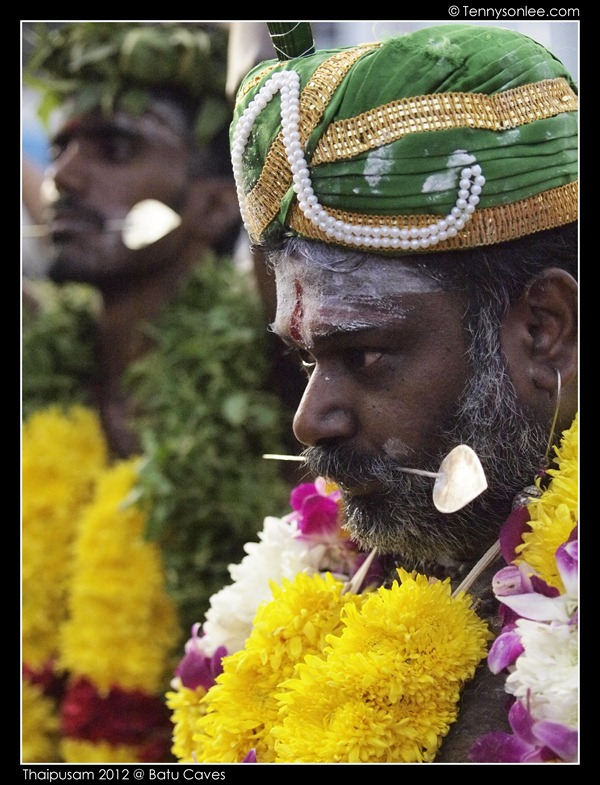 Expressions in Thaipusam 2012 (5)