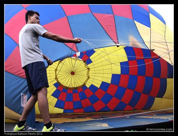 Putrajaya Balloon Fiesta 2012 (2)