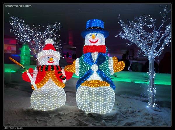 i-City Snow Walk (3)