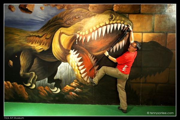 i-City Trick Art Museum (4)