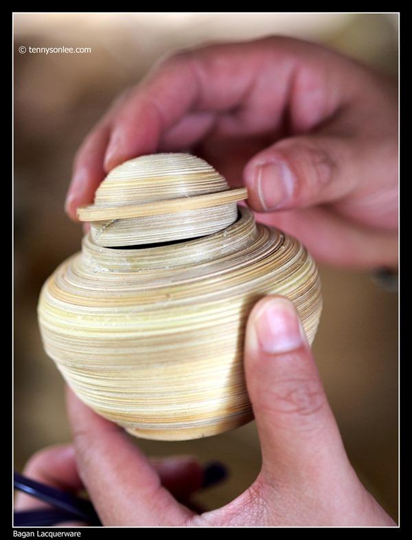Bagan Lacquerware (3)