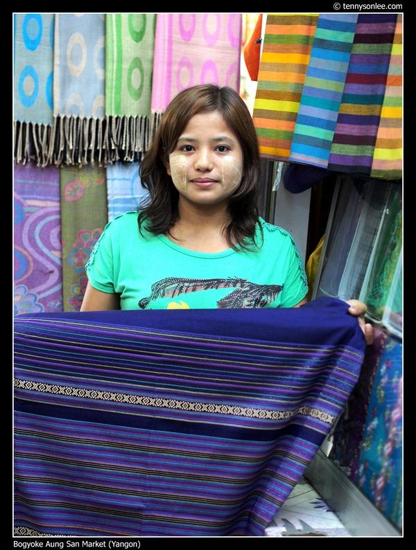 Bogyoke Aung San Market (3)