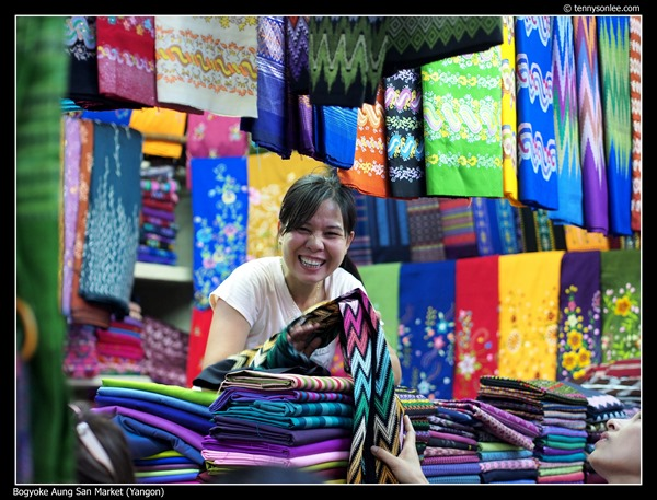 Bogyoke Aung San Market (4)
