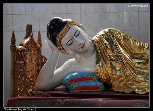 Chaukhtatgyi Pagoda (6)