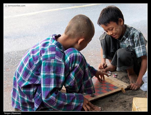 People of Yangon Myanmar (12)