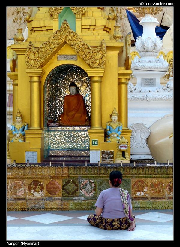 People of Yangon Myanmar (1)