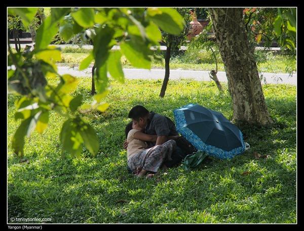 People of Yangon Myanmar (3)