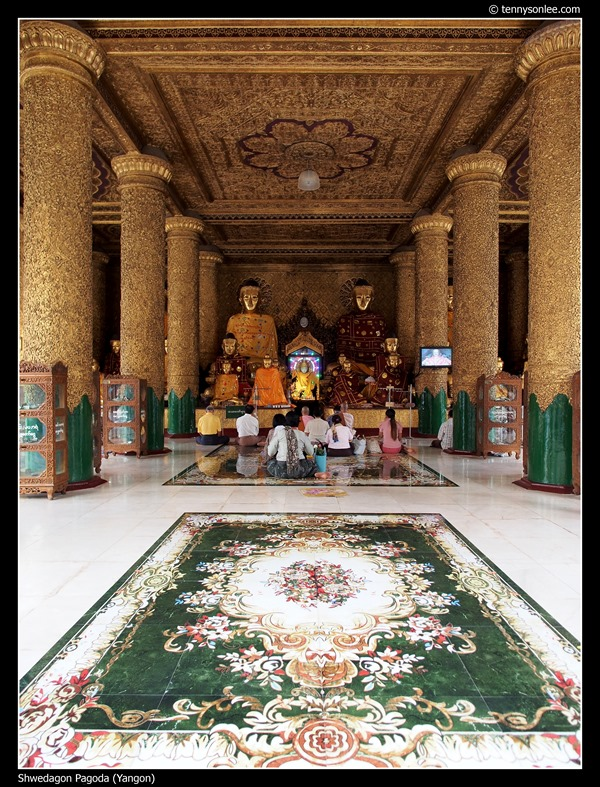 Shwedagon Pagoda (10)