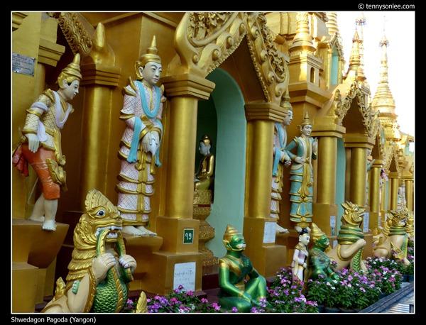 Shwedagon Pagoda (2)