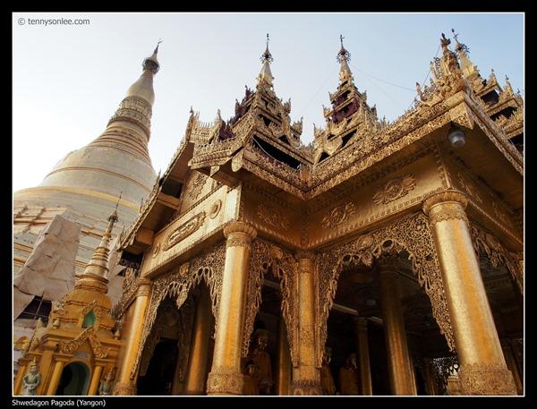 Shwedagon Pagoda (8)