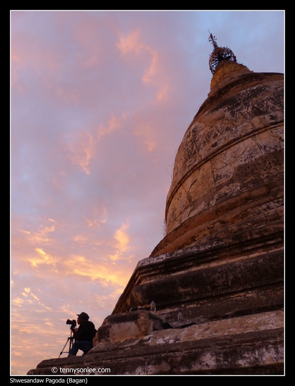 Shwesandaw Pagoda (2)
