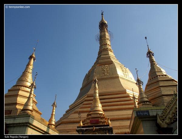 Sule Pagoda (3)