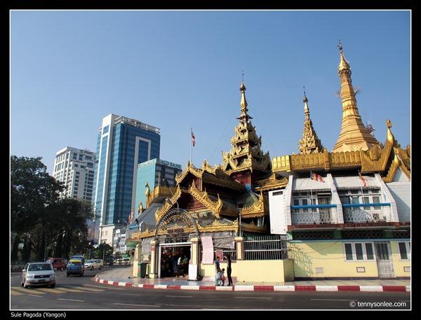 Sule Pagoda (4)