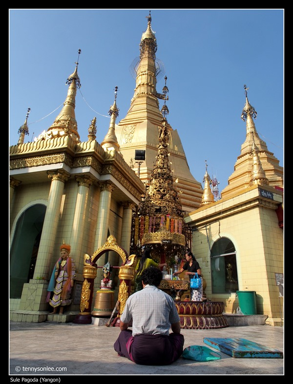 Sule Pagoda (5)
