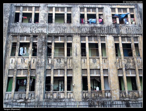 Yangon Building (4)