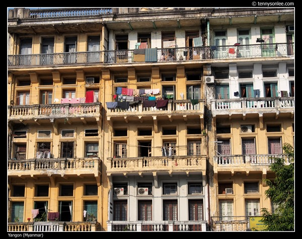Yangon Building (6)