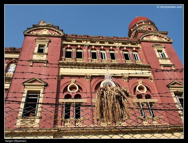 Yangon Building (7)