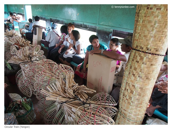 Yangon Circle Line Train (15)