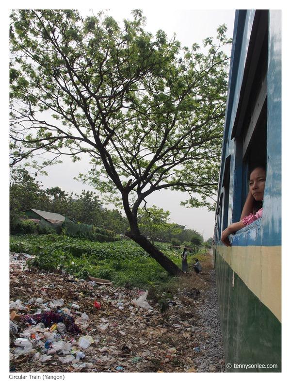 Yangon Circle Line Train (21)