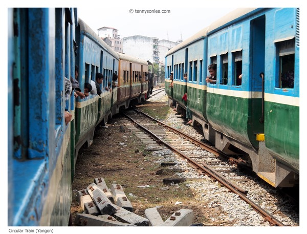 Yangon Circle Line Train (24)