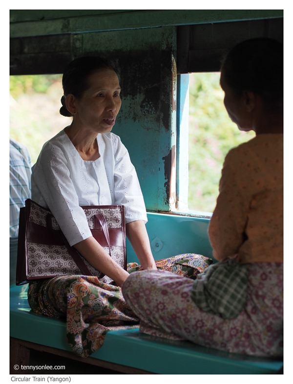 Yangon Circle Line Train (6)