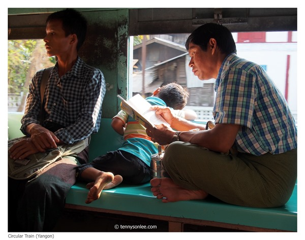 Yangon Circle Line Train (8)