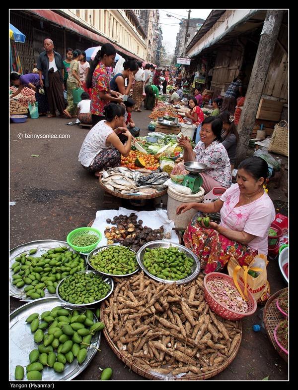 Yangon wet market (11)