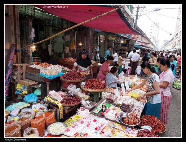 Yangon wet market (5)