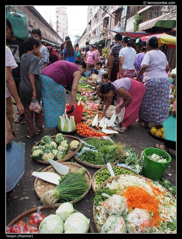 Yangon wet market (6)