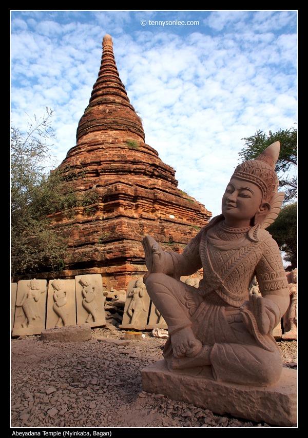 Abeyadana Temple (1)