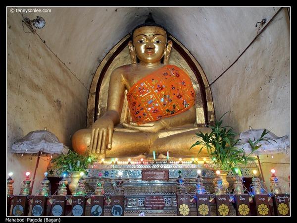 Mahabodi Pagoda (1)