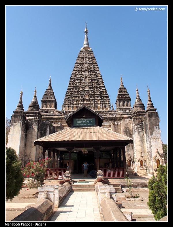 Mahabodi Pagoda (2)