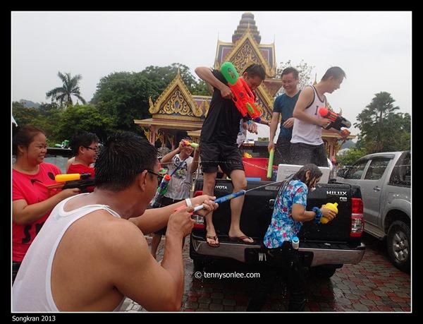Songkran 2013 (2)
