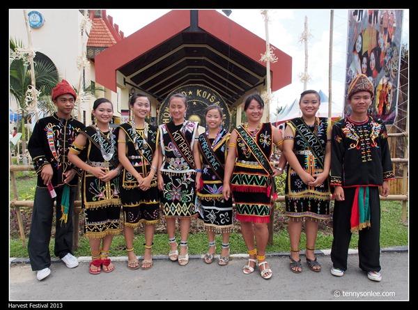 Harvest Festival (Pesta Kaamatan) 2013 (12)