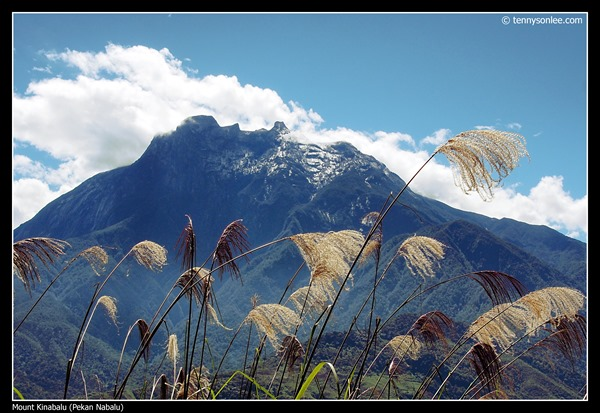 Mount Kinabalu (1)