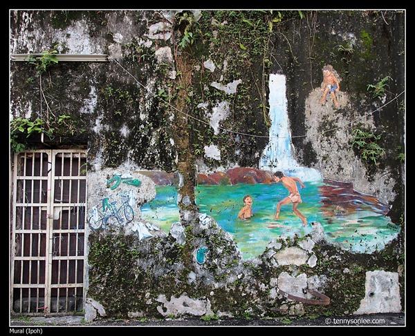 Mural at Ipoh (1)