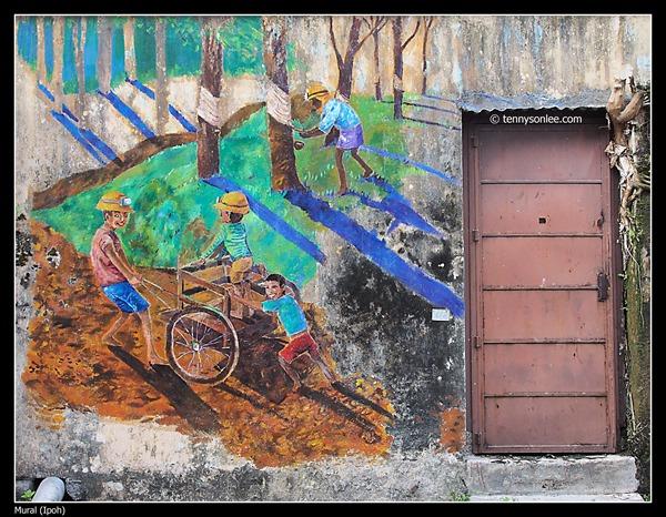 Mural at Ipoh (3)