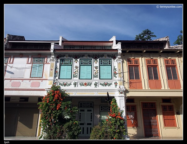 Pre-WWII shops at Ipoh (2)