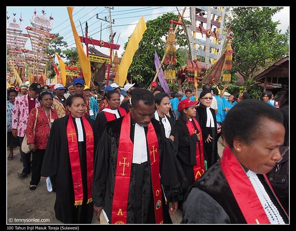 100 Tahun Injil Masuk Toraja (3)