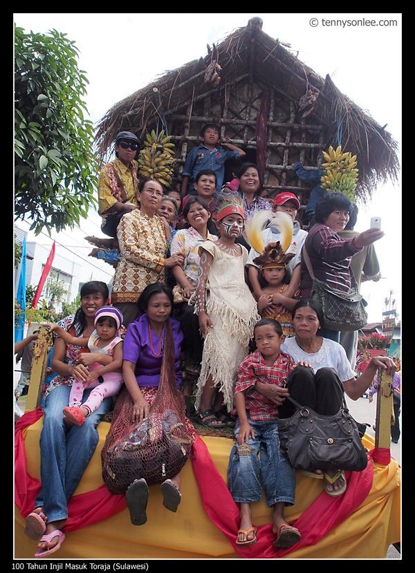 100 Tahun Injil Masuk Toraja (4)