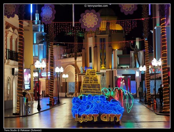 Lost City at Trans Studio