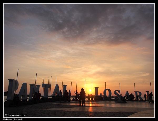 Pantai Losari at Makassar (4)