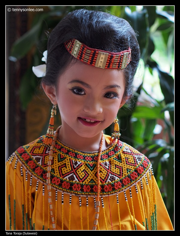 Traditional costume (Tana Toraja)