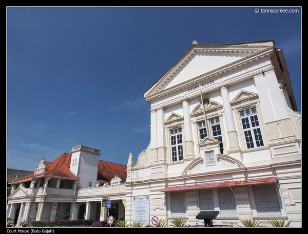 Court House at Batu Gajah