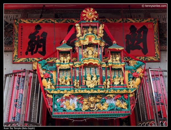 KuanTayTemple关帝古庙 at Batu Gajah (1)